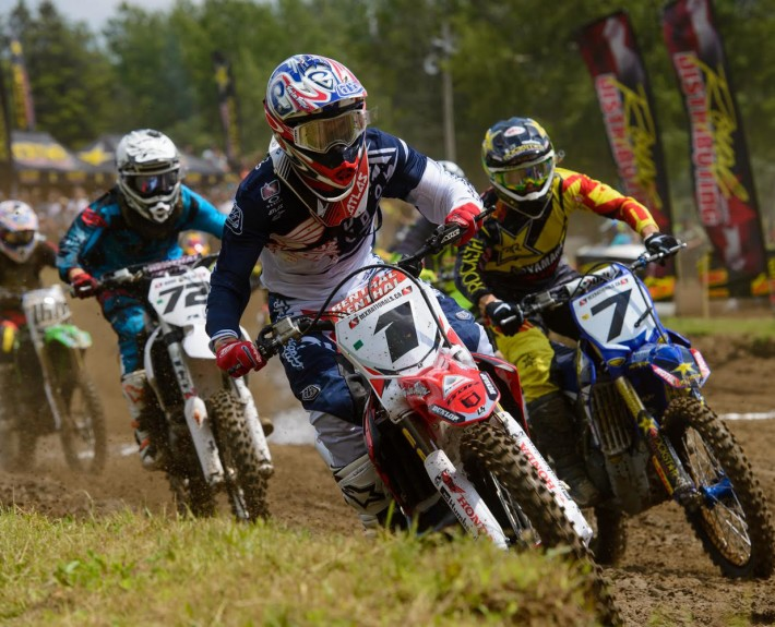 2015 CMRC Motocross NationalsSand Del Lee MXRichmond, OntarioJuly 19, 2015